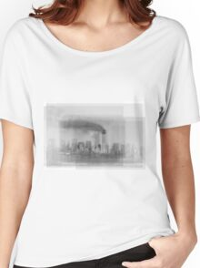 World Trade Centre NYC 9/11 Women's Relaxed Fit T-Shirt