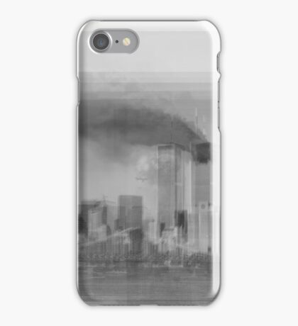 World Trade Centre NYC 9/11 iPhone Case/Skin