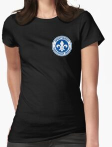 Darmstadt 98 Womens Fitted T-Shirt