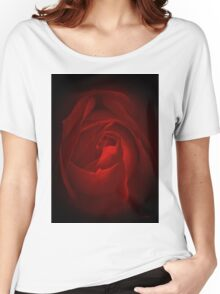 Lost in the Dark Women's Relaxed Fit T-Shirt
