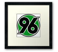 Hannover 96 Badge - Bundesliga Framed Print