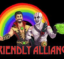 Friendly Alliance by blatsuura