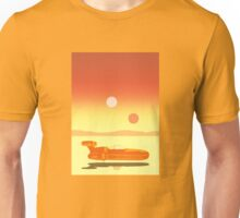 Landspeeder Poster Unisex T-Shirt