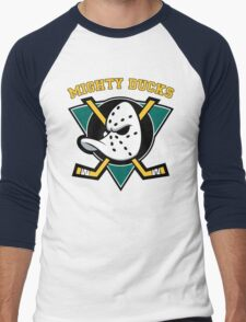 MIGHTY DUCKS Men's Baseball ¾ T-Shirt