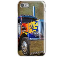 Optimus Peterbilt iPhone Case/Skin