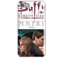 Buffy The Vampire Slayer Omni Bus iPhone Case/Skin