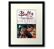 Buffy The Vampire Slayer Omni Bus Framed Print