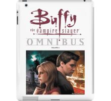 Buffy The Vampire Slayer Omni Bus iPad Case/Skin