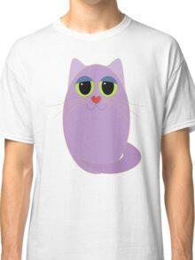CAT LAVENDER ONE Classic T-Shirt