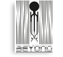 Beyond!!!! Canvas Print