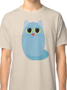 CAT BLUE ONE Classic T-Shirt