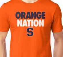 ORANGE NATION - Alternate Unisex T-Shirt