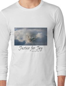 Justice for Jay Long Sleeve T-Shirt