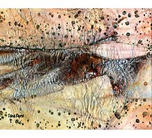 Sedimentary Rock Photographic Print