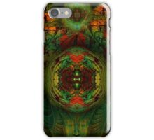 Enter The Enlightened Mind iPhone Case/Skin
