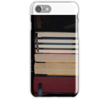 Book Stack iPhone Case/Skin