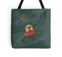 Galaxy Cat - Lost in Space Tote Bag