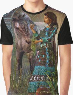 the horse whisperer Graphic T-Shirt