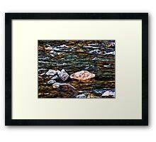 All Rocks Roll  Framed Print