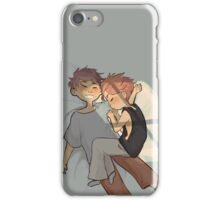 Nappy Times iPhone Case/Skin