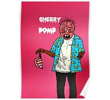 cherry  bum Poster