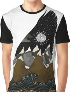 Wild Duck Spirit Totem Graphic T-Shirt