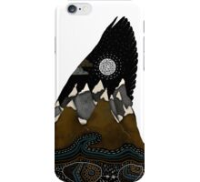 Wild Duck Spirit Totem iPhone Case/Skin
