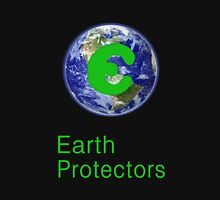 Earth Protectors Womens Fitted T-Shirt