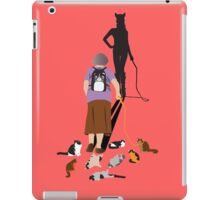 Crazy Cat Lady (Catwoman) iPad Case/Skin