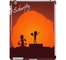 Get Schwifty iPad Case/Skin