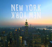 New York, New York by louisemachado