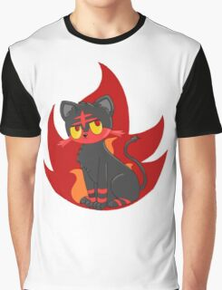 Litten Graphic T-Shirt