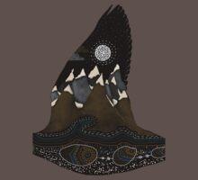 Wild Duck Spirit Totem Kids Clothes
