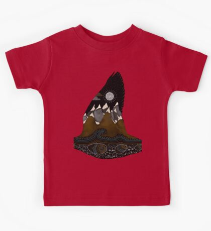 Wild Duck Spirit Totem Kids Clothes