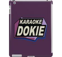 Karaoke Dokie 2 iPad Case/Skin