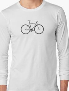 fixed gear mash Long Sleeve T-Shirt