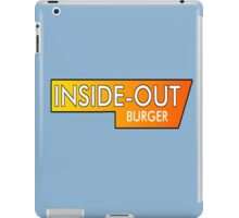 Inside Out Burger iPad Case/Skin