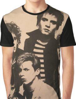 Vintage Duran Duran Cover Graphic T-Shirt