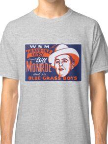 Bill Monroe Blue Grass Classic T-Shirt