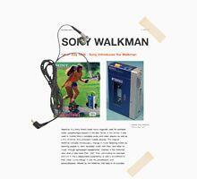 Anniversary Walkman 1979 Unisex T-Shirt