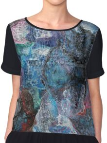 The Atlas Of Dreams - Color Plate 15 Chiffon Top
