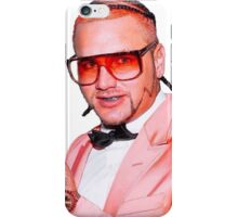 Riff Raff Peach Suit iPhone Case/Skin