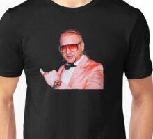 Riff Raff Peach Suit Unisex T-Shirt