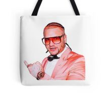 Riff Raff Peach Suit Tote Bag