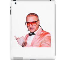 Riff Raff Peach Suit iPad Case/Skin