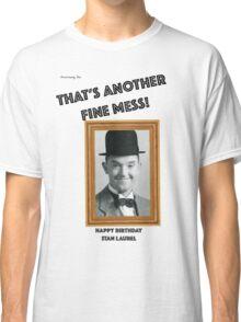 Stan Laurel Birthday Anniversary Classic T-Shirt