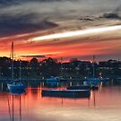 1035 Geelong Harbour by DavidsArt