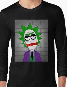 Joker Rick Long Sleeve T-Shirt