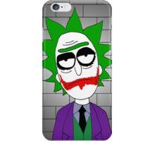 Joker Rick iPhone Case/Skin
