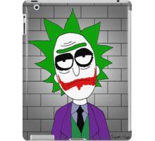 Joker Rick iPad Case/Skin